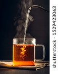 The Process Of Brewing Tea ...