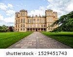 doe lea  chesterfield s44 5qj...   Shutterstock . vector #1529451743
