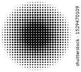 abstract circle halftone... | Shutterstock .eps vector #1529470109