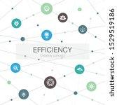 efficiency trendy web template...