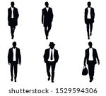 vector illustration of men... | Shutterstock .eps vector #1529594306