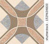 Parking floor tiles design for...