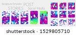 creative backgrounds for social ... | Shutterstock .eps vector #1529805710