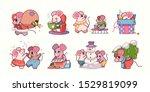 vector illustration with...   Shutterstock .eps vector #1529819099