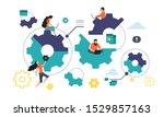 Cogwheel Cooperation Concept....