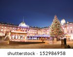Night View Of Somerset House I...