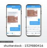 vector mockup for mobile...