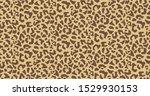 leopard or jaguar print... | Shutterstock .eps vector #1529930153