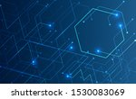 abstract background concept... | Shutterstock .eps vector #1530083069