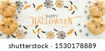 holidays image of halloween.... | Shutterstock . vector #1530178889