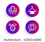 dirty water  hold t shirt and... | Shutterstock .eps vector #1530216080