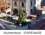 Montepulciano  Italy  January ...