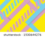 vector abstract background... | Shutterstock .eps vector #1530644276