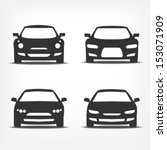 vector set of different car... | Shutterstock .eps vector #153071909
