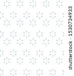 geometric ornamental vector... | Shutterstock .eps vector #1530734933