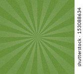 Green Sunburst Blank Backgroun...