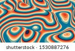 colorful striped art vector... | Shutterstock .eps vector #1530887276