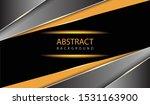 orange yellow and black... | Shutterstock .eps vector #1531163900