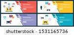 vector set of vertical web...   Shutterstock .eps vector #1531165736