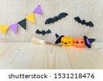 Handmade Of Halloween Ornament...