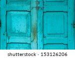 Vintage Wooden Door Colonial...