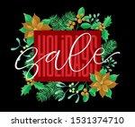 vector holidays lettering.... | Shutterstock .eps vector #1531374710
