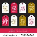 vector set of printable... | Shutterstock .eps vector #1531374740