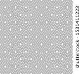 geometric dotted gray and white ... | Shutterstock . vector #1531411223