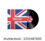 learning english. audio format... | Shutterstock .eps vector #1531487600