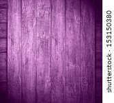 Violet Wooden Background Or...