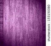 Violet Wooden Background Or...