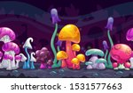 seamless fairy landscape ...   Shutterstock .eps vector #1531577663