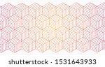 geometric pattern  art line ...   Shutterstock . vector #1531643933