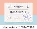 vintage minimal label. set of... | Shutterstock .eps vector #1531667903