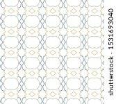 geometric ornamental vector... | Shutterstock .eps vector #1531693040
