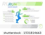runner design presentation... | Shutterstock .eps vector #1531814663