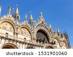 Exterior Of Saint Mark Basilic...