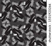 abstract grunge grid polka dot...   Shutterstock .eps vector #1531923266