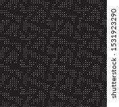 abstract grunge grid polka dot...   Shutterstock .eps vector #1531923290