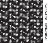 abstract grunge grid polka dot...   Shutterstock .eps vector #1531923293