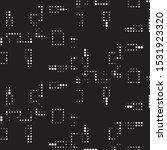 abstract grunge grid polka dot...   Shutterstock .eps vector #1531923320