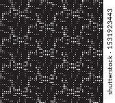 abstract grunge grid polka dot...   Shutterstock .eps vector #1531923443