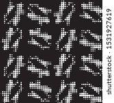 abstract grunge grid polka dot...   Shutterstock .eps vector #1531927619
