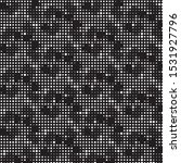 abstract grunge grid polka dot...   Shutterstock .eps vector #1531927796