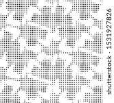 abstract grunge grid polka dot...   Shutterstock .eps vector #1531927826