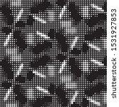 abstract grunge grid polka dot...   Shutterstock .eps vector #1531927853