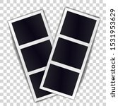 composition of two stripe blank ...   Shutterstock .eps vector #1531953629