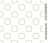 seamless geometric ornamental... | Shutterstock .eps vector #1531969859