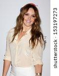 los angeles   sep 6   rebecca... | Shutterstock . vector #153197273