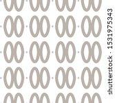 geometric ornamental vector... | Shutterstock .eps vector #1531975343